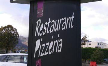 Enseigne restaurant