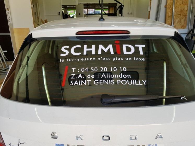 Personnalisation vehicule